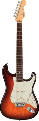 fender stratocaster american deluxe ash