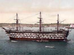england ship