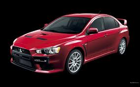 mitsubishi lancer evo wallpapers