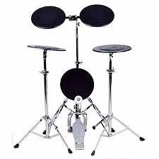 practise drum kit