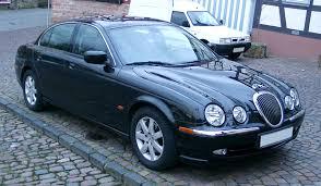 jaguar s type black