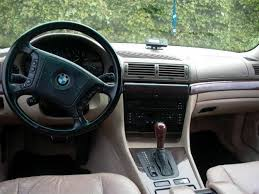 1996 bmw 740i