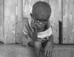 miseria na africa