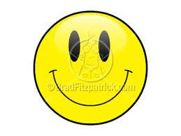 cartoon smiley faces