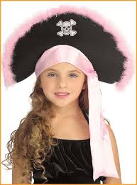 pink pirate hat