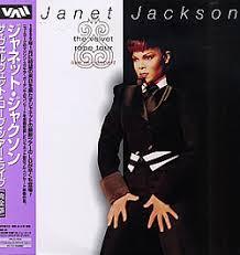 janet jackson the velvet rope tour