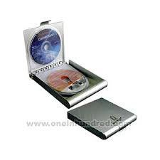 aluminum cd cases