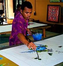 batik paint