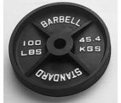 100 lb weights