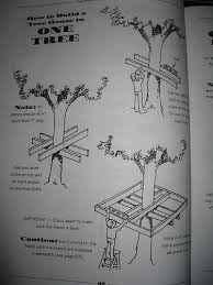 easy tree house plans