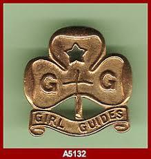 girl guide badge