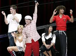 high school musical in concert