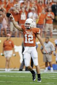 colt mccoy texas longhorns