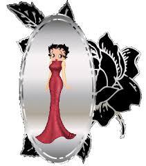 betty boop mirrors