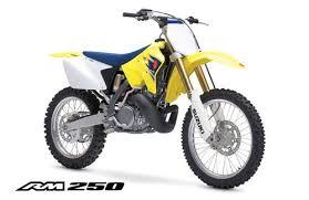 rm250 suzuki
