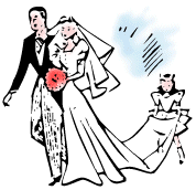 clipart for weddings
