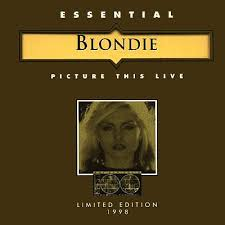 Blondie - A Shark In Jet's Clothing/i Know But I Don't Know (Live In P