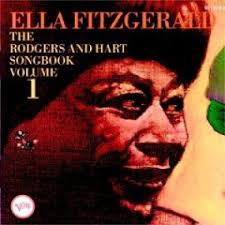 Ella Fitzgerald - Ella Fitzgerald Sings The Rodgers And Hart Song Book: Volume