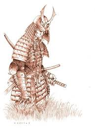 samurai warrior tattoos