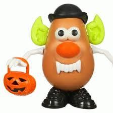 mr and mrs potato head costumes