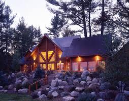 log home gallery