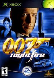 james bond 007 nightfire xbox