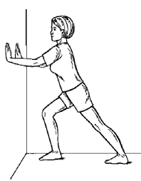 pictures of knee exercises