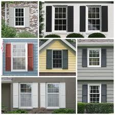 house window shutters