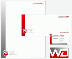 letterheads business cards