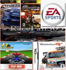 motor racing games