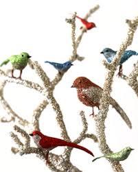 bird centerpieces
