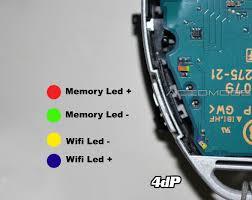 motherboard led
