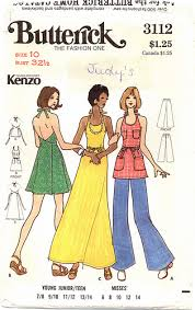 halter neck dress patterns
