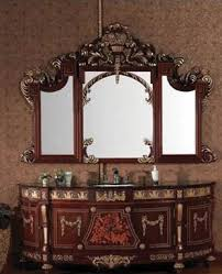 antique bathroom cabinets