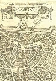 antique city maps