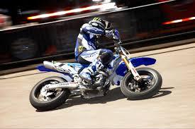 supermoto racer