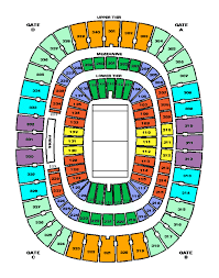 new york giants stadium seating chart
