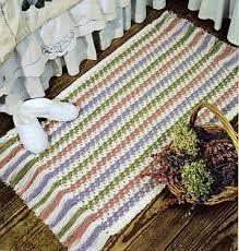 crochet rugs patterns