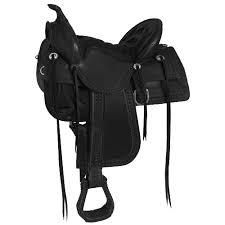 old west saddle