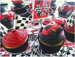 car cupcake