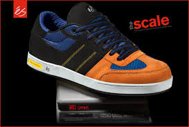 es scale shoes