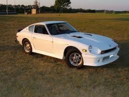 1977 datsun 280 z