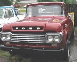 1958 ford trucks