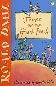 james and the giant peach the book