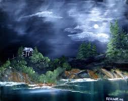 paintings of skies