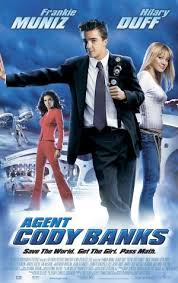 agent cody banks video