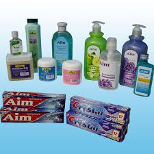 household chemical products
