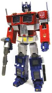 optimus prime masterpiece