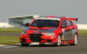 mitsubishi racing cars