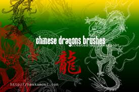 dragons in chinese